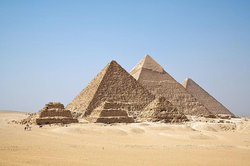 ¿Cómo se construyeron las Pirámides de Egipto?