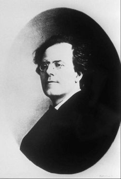 Gustav Mahler - Ampliar imagen